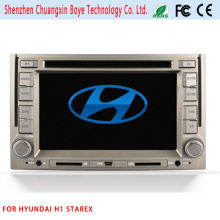 2 DIN coche DVD GPS para Hyundai H1 Starex