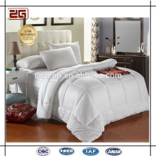 200GSM Hotel Used Four Season Comforter Sets Cheap Fiber Duvets in Guangzhou