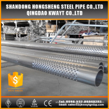 perforated stainless steel tubing