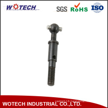 Black Anodized Machining Aluminum Rod for Machine Part