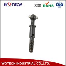 Black Anodized Machining Aluminum Rod for Machine Part