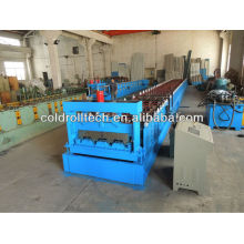 Steel Deck Cold Roll Forming Machine