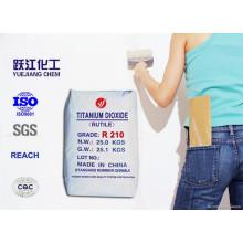 Calculadora de Compostos de Cálculo de Rutile de Dióxido de Titânio White Paints