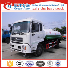 Dongfeng 12m3 water tank truck for sale