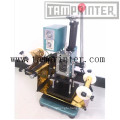 Tam-170-C Fabric Handbag Leather Embossing Manual A4 Hot Stamping Machine