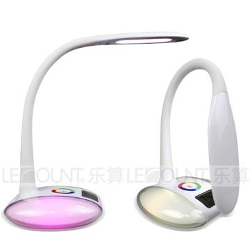 LED Desk Lamp with Magic Colorful RGB