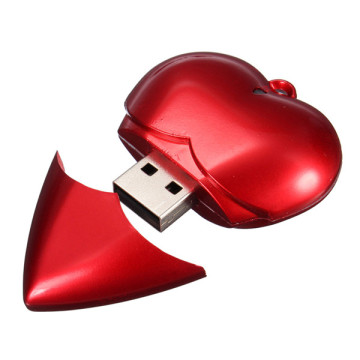 Presentes de casamento Cool Plastic USB Flash Drive