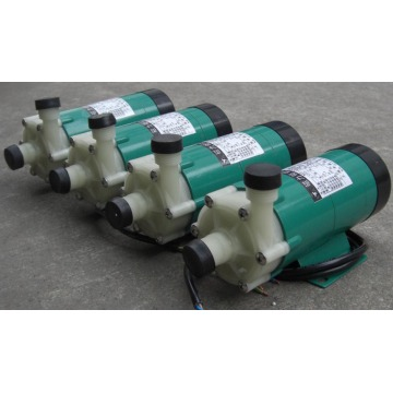 PP Pompe à circulation magnétique, pompe à résistance à la corrosion