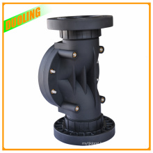 Plastic Hydraulic Water Control Valve Nylon Material