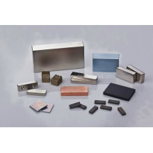 Block Magnets in Different Size and Plating