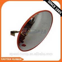 Flexibler konvexer runder Spiegel aus Kunststoff mit weitem Winkel