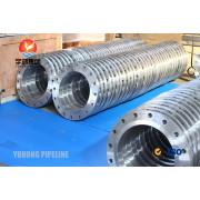 D'acier, brides en alliage Materail ASTM A182 F11, F22, F5, F9, F91, F92, WN, PL, LF, BL TYPE B16.5 B16.47