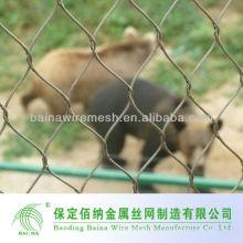 Ограждение из зоопарка