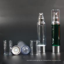 Botella sin aire, botella de plástico 20ml (NAB25)