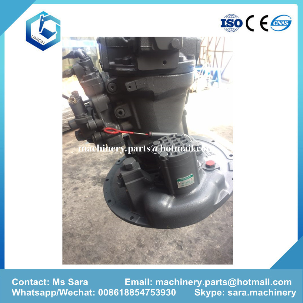 Hpv118 Hydraulic Pump For Zx240 3 Excavator 2