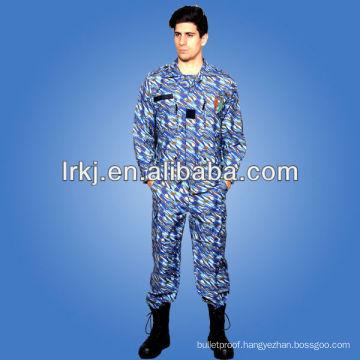 fashionable military clothing