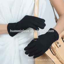 fashion women gloves sheep wool price