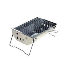 Porte-documents pliable Portbleble Mini barbecue au charbon de bois pour le camping