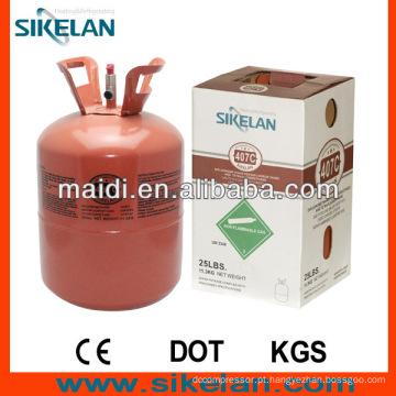 Gás Refrigerante Misto R407C