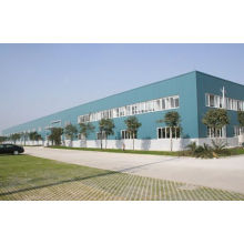 Galvanized Light Steel Industrial Workshop Long Span Roof