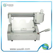 High precision manual glue binding machine
