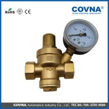 Válvula de alívio de pressão ajustável válvula de redução de pressão de vapor válvula de redução de pressão com grande preço