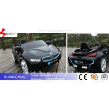 Coche eléctrico del bebé de calidad superior 12V / venta caliente Coche eléctrico barato solo / mini coche eléctrico niños para la venta