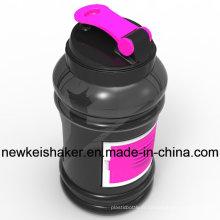 Portefeuille de bouteille d'eau PETG de 2200ml / 2500ml