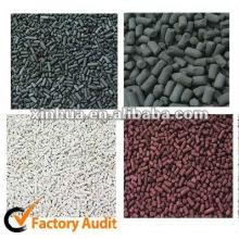 charbon actif imprégné à base de charbon alcalin