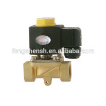 New diaphragm brass,stainless steel water solenoid valve