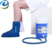 Anti-inflammatory Ruhr Connector Ankle Cryo Cuff Cold Therapy System