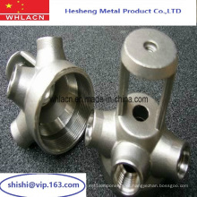 Steel Steel Precision Investment Casting Auto / Peças de motocicleta