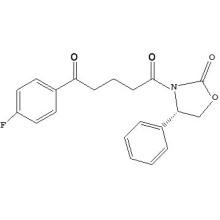 (4S) -3-[5- (4-Fluorophenyl) -1, 5-Dioxopenyl]-4-Phenyl-2-Oxazolidinone CAS No. 189028-93-1