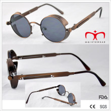 Spezielle Design Retro Runde Rahmen Sonnenbrille (MI213)
