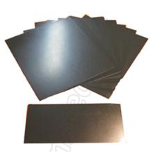 0,5 mm tungsteno hoja/placa para zafiro crecimiento cristalino