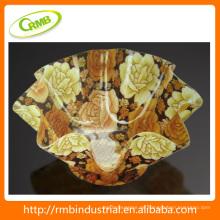 Luxuriöses Design Plastikfach (RMB)