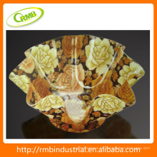 Bandeja de plástico de diseño de lujo (RMB)