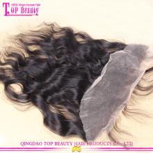 Оптовая цена высокое качество бразильский волос уха до уха кружева лобной части