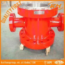 Venta caliente API 16A 10000PSI 4135 carrete de perforación para conectar la BOP y la cabeza del pozo