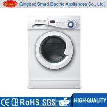 Carregamento frontal totalmente automático profissional 110V 60HZ máquina de lavar roupa