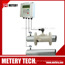 Ultraschall-Durchflussmesser Metery Tech.China