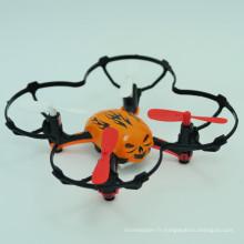 Vente chaude produit authentique 2.4 G 4CH mini drone rc quadcopter