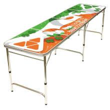 Пивной игровой стол для игр на открытом воздухе с использованием