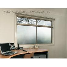 Remplacement de vitre de fenêtre en aluminium de dernière conception (FT-W132)