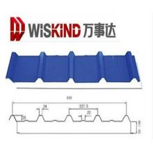 Farbige Stahl-ENV-Sandwich-Platte für Deckung 50mm 75mm100mm Stärke