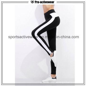 OEM 2016 Neuer Entwurf kundenspezifische schnelle schnelle trockene Yoga-Hosen für Frauen
