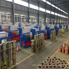 Machine à fil de canette à grande vitesse PND 100-630 plat