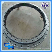 internal ring gear turntable bearings