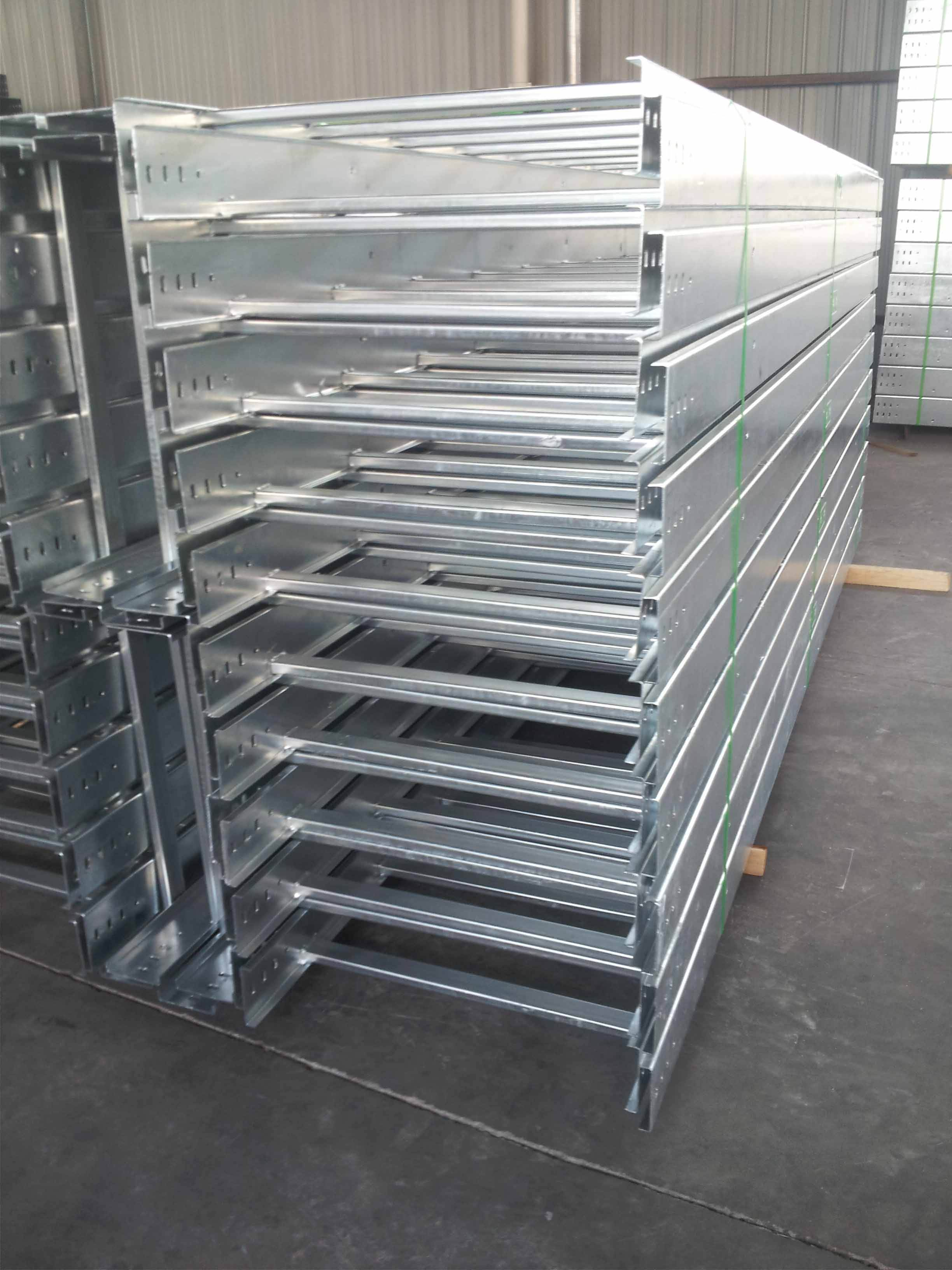 Steel Ladder Cable Trays