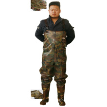 Good Quality PVC Boot Fishing Wader